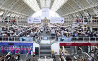 International visitors boost footfall numbers at London Textile Fair