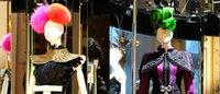 Schiaparelli vista por Lacroix, una obra de arte de la alta costura de París