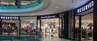 Польская группа LPP открыла первый магазин Reserved на Ближнем Востоке