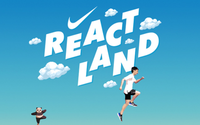 Nike gameifies marketing with Reactland experience