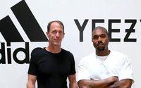 Adidas: Ausbau der Kooperation mit Kanye West