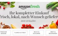 Amazon Fresh greift in Berlin und Potsdam die Supermarktketten an