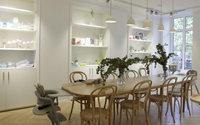 Natalys transforme son adresse parisienne historique en appartement-boutique