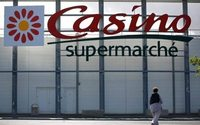 Retailer Casino's Q1 sales rise as French hypermarkets improve