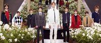 Dior Homme se viste de flores y Balmain prefiere explorar