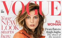 British Vogue celebrates 100 years with fashion history video