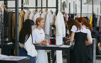 White tradeshow strengthens in Milan