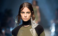 Versace's Versus brings swagger to London Fashion Week