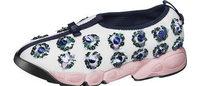 Diorが刺繍スニーカー発売 クチュールとスポーツを融合