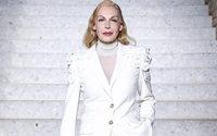Max Mara Cruise 2020 a Berlino: Marlene Dietrich incontra David Bowie