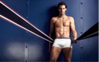 Tommy Hilfiger launches underwear collection and campaign with Rafael Nadal