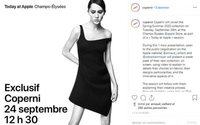 French label Coperni to team up with Apple for innovative presentation format