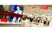 Grupo H&M vê suas vendas caírem 2% em setembro