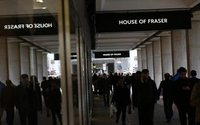 UK shop sales rise but retailers worry about inflation
