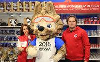 Официальный магазин Чемпионата мира по футболу FIFA 2018 открылся в Нижнем Новгороде