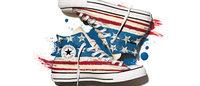 Converse lança tênis inspirado nos Estados Unidos