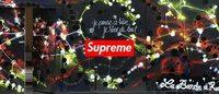 美国高街品牌Supreme首次于巴黎开设店铺