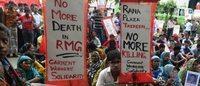 Bangladesh : désaccords entre les grands du textile sur les inspections de sécurité