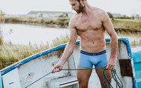 Bluebuck launches ocean plastic men's underwear