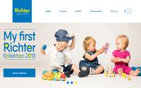 Richter Schuhe schließen Marken-Relaunch mit neuem Online-Auftritt ab