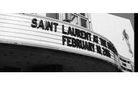 Saint Laurent shifts show to LA amid rumours Slimane may go