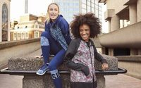 Asics launches sportswear collection made with Liberty Fabrics