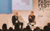 Karl Lagerfeld fala sobre Chanel, Fendi e jovens criadores