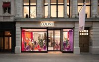 Loewe opens new flagship store on London's New Bond Street