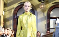 Valentino showers the runway with optimism for pre-fall