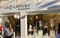 Amorissimi abre en la calle Serrano su primera tienda en Madrid