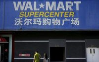 Walmart opens first small high-tech supermarket in China