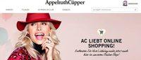 AppelrathCüpper launcht Online-Shop