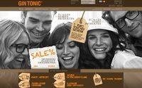 Gin Tonic Onlineshop gestartet