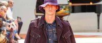 Неделя мужской моды в Лондоне: показ Burberry Prorsum