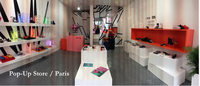 Melissa ouvre son pop-up store parisien