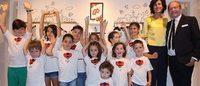 Pitti Bimbo 83: Agnese Renzi da Scervino a sostegno di causa benefica