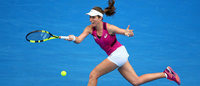 Asics to sponsor the UK's rising tennis star Johanna Konta