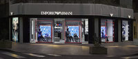 Emporio Armani reopens store in Cannes