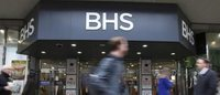 UK pensions 'lifeboat' flagged concern about BHS fund in 2012