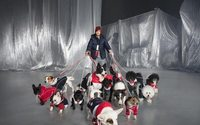 Al debutto la Moncler Poldo Dog Couture