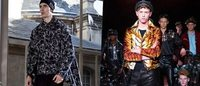 Fashion Week maschile di Parigi: la delegazione giapponese si rafforza