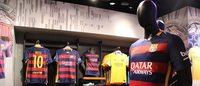 El FC Barcelona inaugura su primera tienda física de América en México