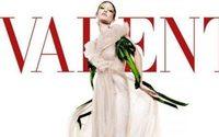 Valentino contrata Gigi Hadid para a sua mais recente campanha