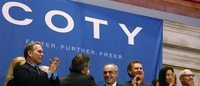 Coty results beat estimates in first quarter after going public