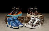 Six Hundred Four announces Def Leppard sneaker capsule