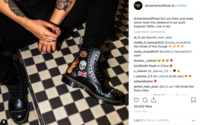 Dr Martens is biggest UK retail winner on Instagram says new ranking