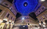 Swarovski accende il Natale a Milano