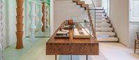 Casa Loewe Milán abre sus puertas con obras de Ugo La Pietra