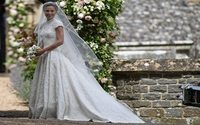 Pippa Middleton's Giles Deacon wedding dress makes bridal fashion history