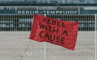 Panorama holt Fashion Cloud nach Tempelhof